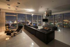 Апартаменты в районе Москва-Сити